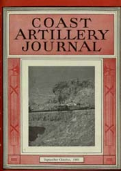 Coast Artillery Journal; September-Octob... Volume 74, Issue 6 by Bennett, E. E.