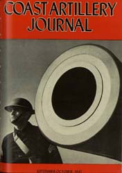 Coast Artillery Journal; September-Octob... Volume 85, Issue 5 by Bradshaw Jr., Aaron