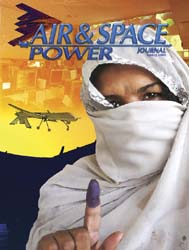 Air and Space Power Journal : Spring 200... Volume 20, Issue 1 by Cain, Anthony C.