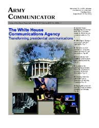 Army Communicator; Spring 2003 Volume 28, Issue 1 by Edmond, Larry