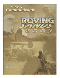 Army Communicator; Summer 2003 Volume 28, Issue 2 by Edmond, Larry