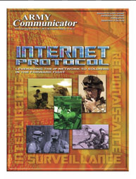 Army Communicator; Summer 2005 Volume 30, Issue 3 by Edmond, Larry