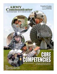 Army Communicator; Summer 2006 Volume 31, Issue 3 by Edmond, Larry