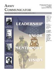 Army Communicator; Summer 2008 Volume 33, Issue 3 by Edmond, Larry