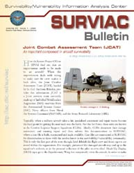 Surviac Bulletin : Issue 1 ; 2004 Volume Issue 1 by Ryan, Linda