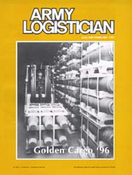 Army Logistician; January-February 1997 Volume 29, Issue 1 by Speights, Terry R.