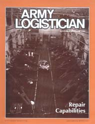 Army Logistician; November-December 1997 Volume 29, Issue 6 by Speights, Terry R.