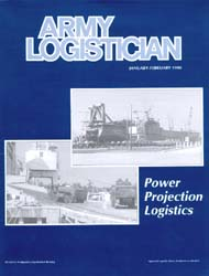 Army Logistician; January-February 1998 Volume 30, Issue 1 by Speights, Terry R.