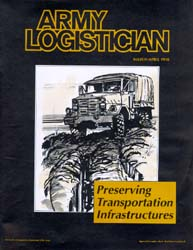 Army Logistician; March-April 1998 Volume 30, Issue 2 by Speights, Terry R.
