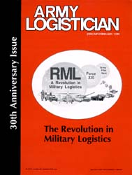 Army Logistician; January-February 1999 Volume 31, Issue 1 by Speights, Terry R.