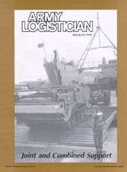 Army Logistician; May-June 1999 Volume 31, Issue 3 by Speights, Terry R.