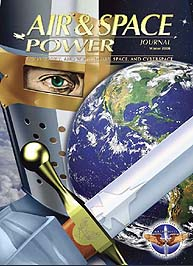 Air and Space Power Journal : Winter 200... Volume 22, Issue 4 by Cain, Anthony C.