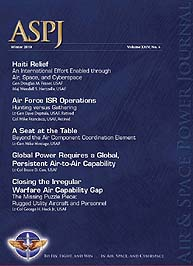 Air and Space Power Journal : Winter 201... Volume 24, Issue 4 by Cain, Anthony C.