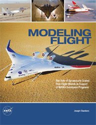 Modeling Flight : The Role of Dynamicall... Volume 2010 by Chambers, Joseph R.