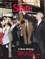 State Magazine : Issue 443 ; February 20... Volume Issue 443 by Wiley, Rob