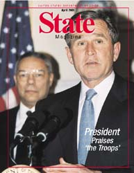 State Magazine : Issue 445 ; April 2001 Volume Issue 445 by Wiley, Rob