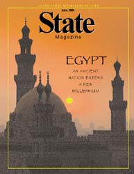 State Magazine : Issue 447 ; June 2001 Volume Issue 447 by Wiley, Rob