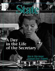 State Magazine : Issue 410 ; December 19... Volume Issue 410 by Wiley, Rob