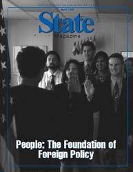 State Magazine : Issue 417 ; April 1998 Volume Issue 417 by Wiley, Rob