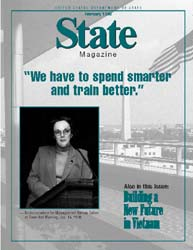 State Magazine : Issue 419 ; February 19... Volume Issue 419 by Wiley, Rob