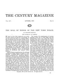 The Century; A Popular Quarterly Volume ... by The Century Company