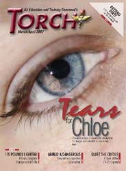 Torch Magazine : Volume 14, Issue 2 ; Ma... by Barela, Timothy P.