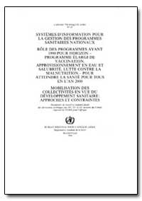 Regional Office for Africa : Technical P... by World Health Organization