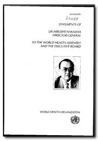 World Health Organization : Year 1989 ; ... by Hiroshi Nakaiima, Dr.