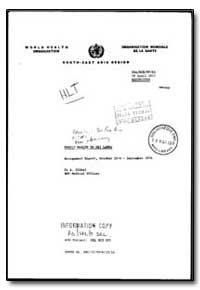 World Health Organization : Organisation... by A. Sikkel
