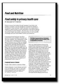 World Health Organization : World Health... by M. Abdussalam, Dr.