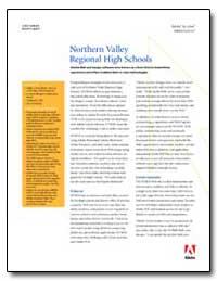 Customer Spotlight : Northern Valley Reg... by Adobe Systems