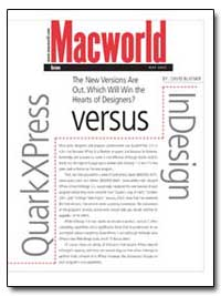 Macworld the New Versions Are Out. Which... by Adobe Systems