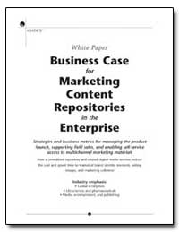 Business Case for Marketing Content Repo... by Adobe Systems