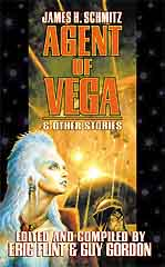Agent of Vega and Other Stories by Schmitz, James H.