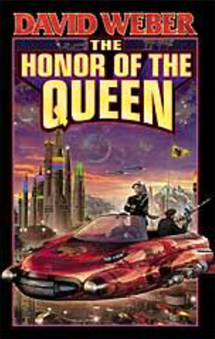 The Honor of the Queen by Weber, David