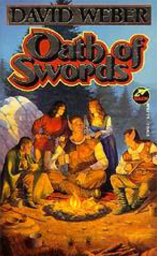 Oath of Swords Volume War God Series by Weber, David