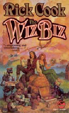 Wizard's Biz by Cook, Rick