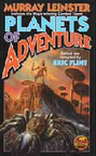 Planets of Adventure by Leinster, Murray