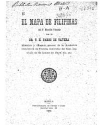 Biblioteca Hispanica : the Philippine Ma... by Pardo De Tavera, Th