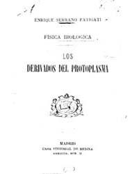 Biblioteca Hispanica : Biological Physic... by Fatigati Serrano, Enrique