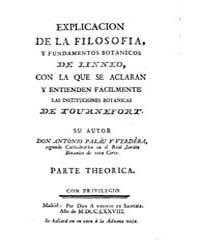 Biblioteca Hispanica : Explanation of Ph... by Palau Y Verdera, Antonio