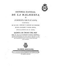 Biblioteca Digital Hispanica : Sciences ... by Gomez Ortega, Casimir