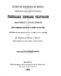 Biblioteca Digital Hispanica : Sciences ... by Vidal Y Soler, Sebastian