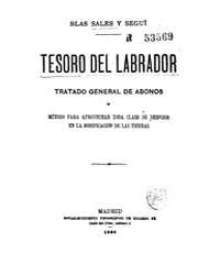 Biblioteca Hispanica : Treasury Labrador by Sales, Segui, Blas
