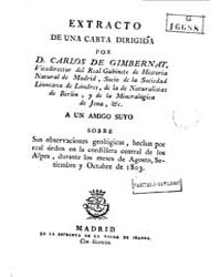 Biblioteca Hispanica : Excerpt from a Le... by Gimbernat I Grassot, Charles