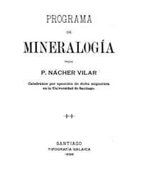 Biblioteca Digital Hispanica : Mineralog... by Nácher Vilar, P