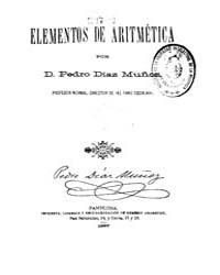 Biblioteca Hispanica : Arithmetic Elemen... by Muñoz Díaz, Pedro
