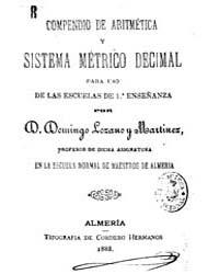 Biblioteca Hispanica : Compendium of Ari... by Lozano and Martinez, Domingo