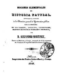 Biblioteca Hispanica : Elementary Notion... by Martinez De La Raga, Alejandro Jose