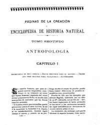 Biblioteca Digital Hispanica : Sciences ... by Garcia Del Real, Luciano